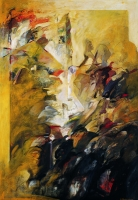 / 1991 /140x200cm / oil on canvas